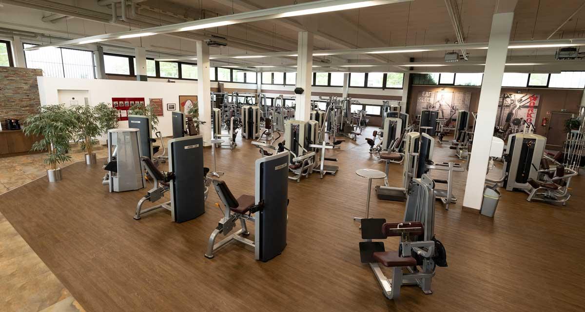 Fitnesscenter Und Fitnessclub In Oberasbach Bayern